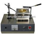 LS diesel flash point testing equipment /acetic acid flash point testing equipment