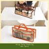 PVC Oragnizer Bag Arrange Bag Travel Pouch