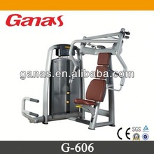 Commercial free weight incline chest press G-606/exercise chest
