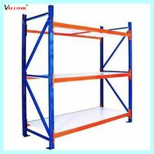 Warehouse metal rack shelves steel shelving