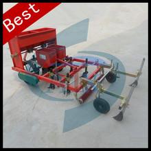 Automatic field manage plastic mulch applicator
