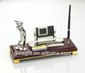 digitale uhr und Golfer desktop geschenk