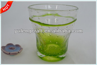 high quality clear drinking glass cup