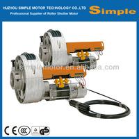 Rolling door central motor 140N.m