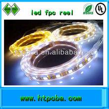 5050 waterproof flexible rgb led strip 12v 60led