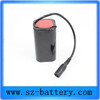 China Manufacture18650 Samsung 3.7V rechargeable 2P Li ion battery Sets
