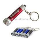 Promotional LED Keychain Mini Flashlight Key Ring Mini Torch led keychain monkey