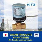 electric valve actuator , KITZ brass ball valve , JAPAN