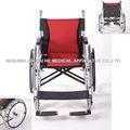 Portátil de alumínio leve cadeira de rodas copo titular( s01)