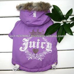 Dog Apparel Pet Coat Winter