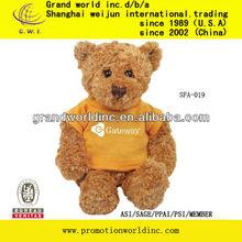 Tropical Flavor Bear Plush Animal