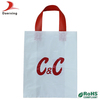 High quality shopping packaging tote plastic bag with LOGO