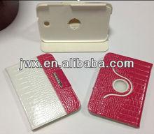 plastic laptop cover for iPad 2 3 4 PC ipad leather mini cover