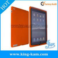plastic laptop case for iPad 2 3 4 PC ipad leather mini cover