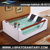 2014 China Supply Massage Deep Bath Tub With Air Bubble Light Heater And Control Panel