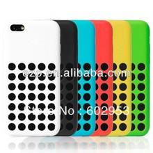 Original silicon case for iphone 5c