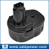 Good! 14.4V Ni-CD replacement Power Tool Battery for Dewalt DC9091 DE9038 DE9091 DE9092 DE9094 DE9502 DW9091 DW9094