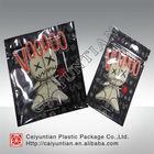 Wholesale Voodoo spice herbal incense bag / 4g 10g voodoo potpourri bag / printed foil ziplock bags