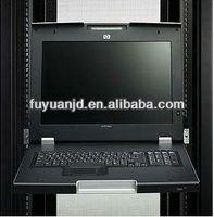 17 inch LCD KVM usb 2.0 switch box
