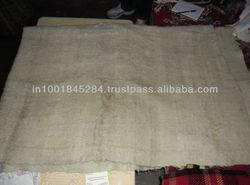 100% Woolen Handwoven Blanket