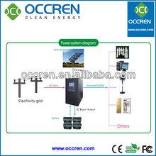4KW 5KW 6KW Solar power system