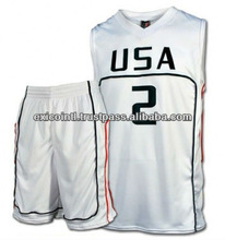 Custom Basketball Uniform, Sublimation Basketball Uniforms