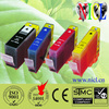 Compatible for BCI-3BK/3C/3M/3Y ink cartridge for Canon BJC-3000/6000/6100/6200/650 from nicl