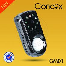Concox gsm alarm wireless GM01 CMOS 0.3 mege pixels mini security camera DIY easy installation