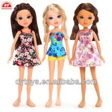 Fashion design best candy girl doll models