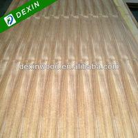 Beautiful Veneer Fancy Plywood/Tiger Plywood