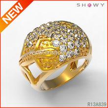 Factory Direct Custom Championship Ring 3D CAD Model Rings for Men