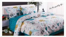 "OPENNING PROMOTION!! Brand ""Herun"" 100% Cotton printed bedding sets"