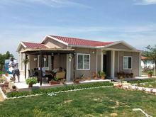 PREFABRICATED HOUSE - VILLA