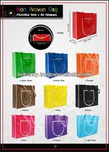 Folding eco bag