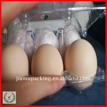 unique soft crease chicken egg tray