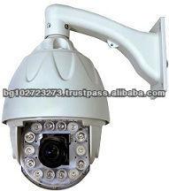 HD network IR PTZ camera