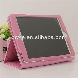 Luxury leather case for iPad mini, Fashion smart case for ipad mini