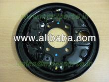3 wheeler brake drum