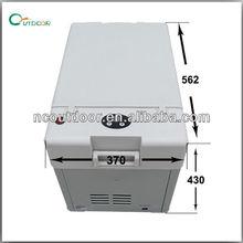 30L dc12v compressor small size fridge mini fridges used in cars