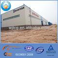 Estrutura de aço pré-fabricada armazém, Galpão, Oficina, Fábrica