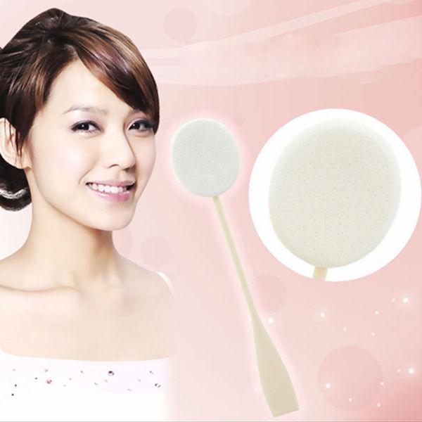 Latex frree Patting Massage Facial Sponge