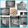 Hot selling solon high efficiency and capacity cashew nut processing plant made in china