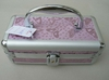 Aluminum Cosmetic case for eyelash,Tattoo Kit Carrying Case