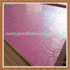 Melamine colored MDF