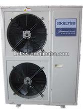 vertical condenser unit