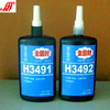 loctite UV cure acrylic adhesive glue for glass H3492