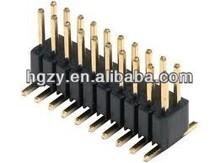 SMD pin header SMT Micro Header 2.54 smt female header
