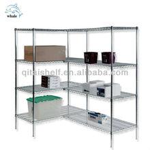 NSF powder coating metal storage shelves