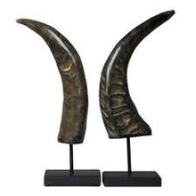 Tiplop Natural Buffalo Horn Products