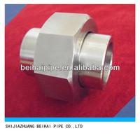MSS SP-79 3000 # SS304 316 A105 SW socket weld union
